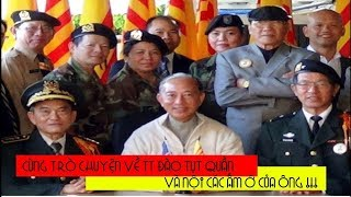 Trò chuyện cùng TT Đào Minh Quân và nội các kiếm tiền từ thiện của ông ta !!!