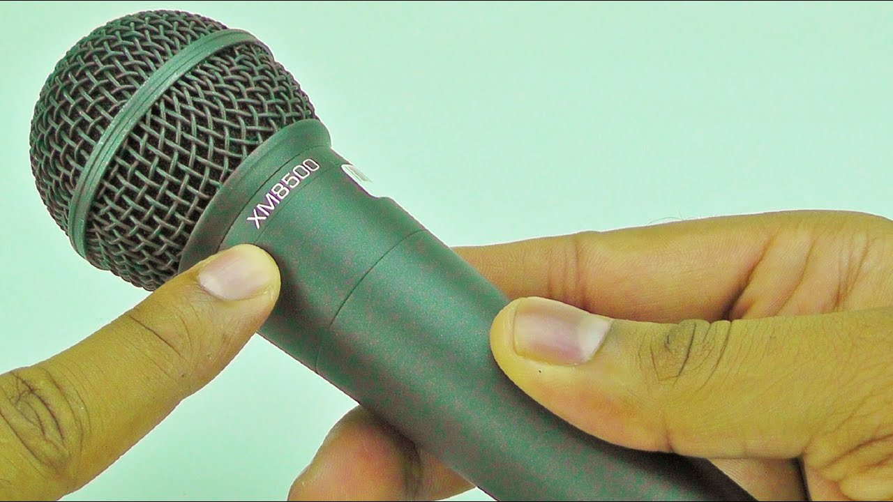 behringer xm8500 dynamic cardioid vocal microphone review and sound test youtube. Black Bedroom Furniture Sets. Home Design Ideas