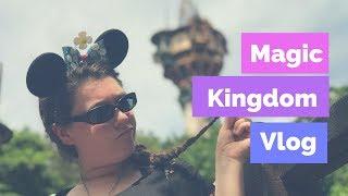 Magic Kingdom Vlog: Big Thunder Mountain is Terrifying!
