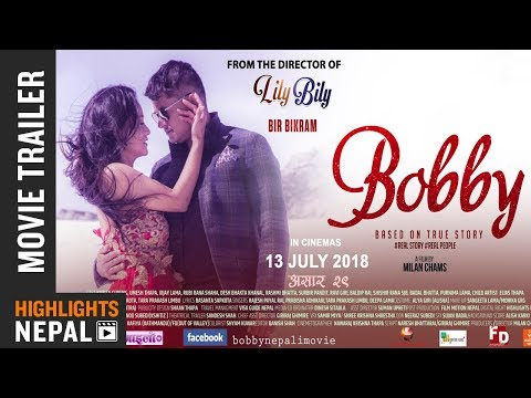 BOBBY - New Nepali Movie Trailer 2018/2075 | Kabita Gurung, Umesh Thapa, Vijay Lama