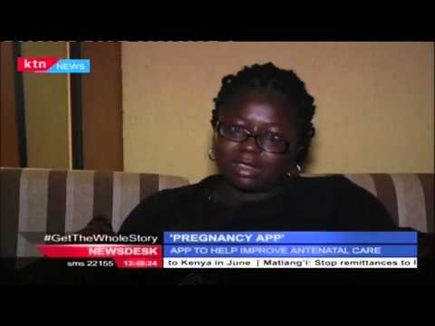 New pregnancy APP trending in Nigeria