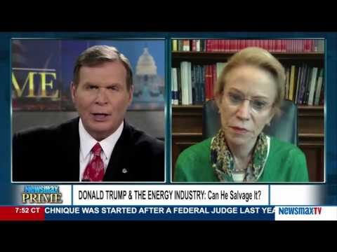 Newsmax Prime | Kathleen Hartnett White discusses Donald Trump and the energy community