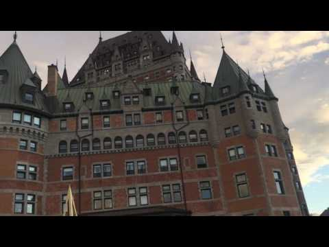Quebec city / Vieux-Quebec / Old Quebec