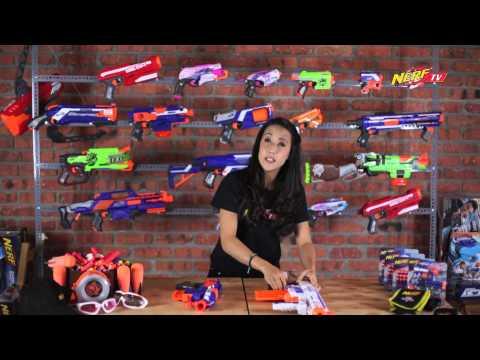NERF TV Malaysia | Episode 201: N-Strike Elite Retaliator And N-Strike Elite Stryfe