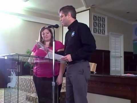Jennifer Thompson...Falcon Christian Academy...Feb. 2013 Teacher of the Month