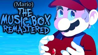 MARIO THE MUSIC BOX HD REMASTERED DEMO - NEW CUTSCENES DEATH SCENES AND NEW GAME!!!
