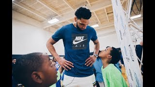 New Orleans Pelicans Center Jahlil Okafor Finds Peace of Mind in the NBA