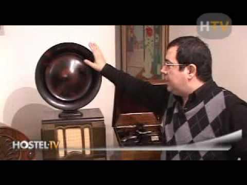 HOSTEL TV - Radios Antiguas
