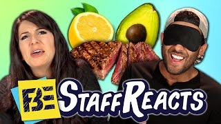 GUESS THAT FOOD CHALLENGE (ft. FBE STAFF)
