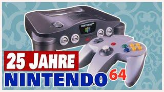25 Jahre Nintendo 64 - Aufṡtieg und Fall der 64Bit Konsole