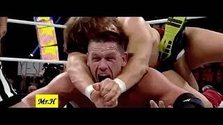 John Cena vs Daniel Bryan Summerslam 2013 Highlights