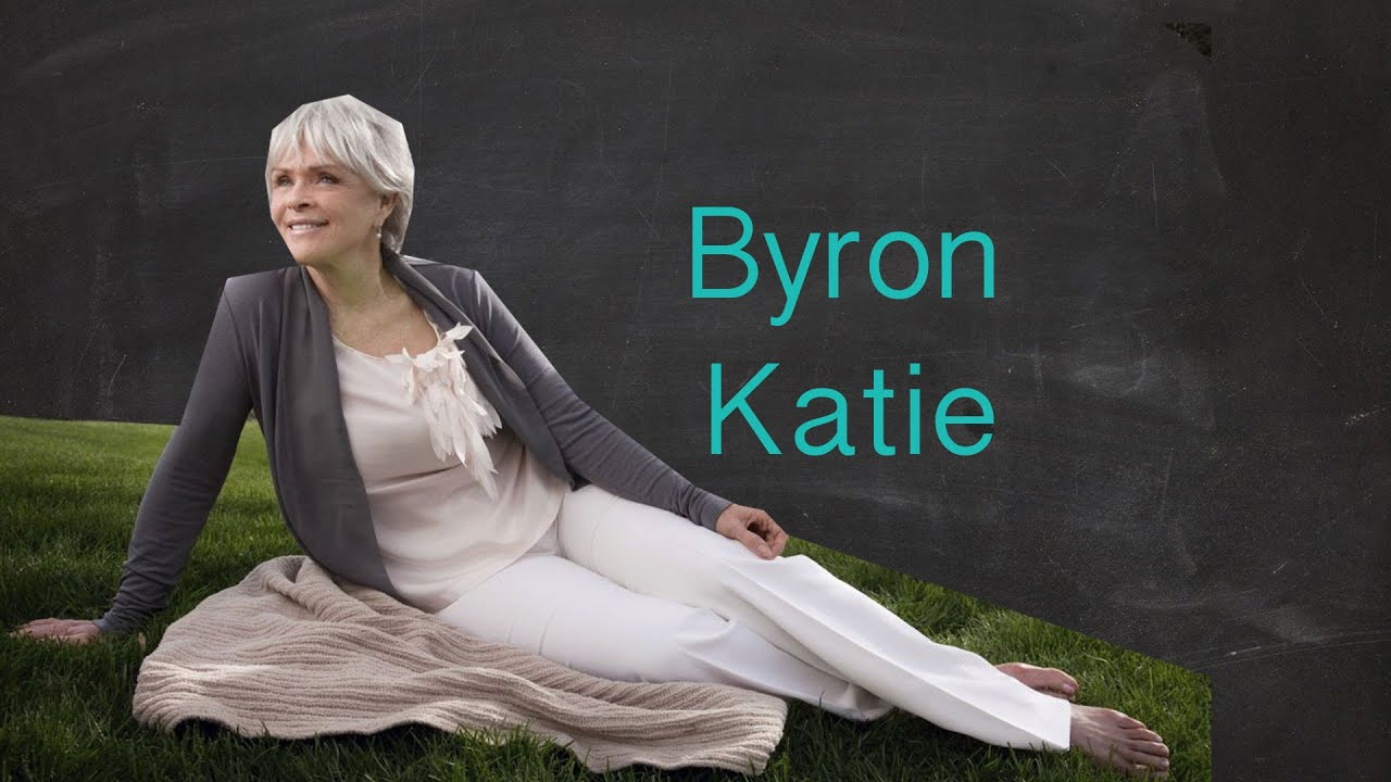 Charla-Participativa - Byron Katie - YouTube