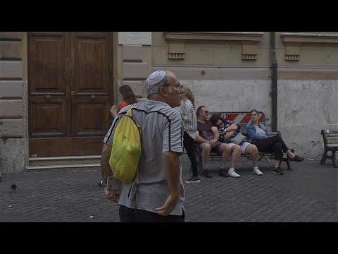 بعد ثمانين عاماً على -ليلة الكريستال- اليهود الايطاليون يتذكرون حملات الاعتقال والابادة …  - 21:53-2018 / 11 / 5