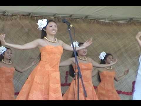 pacific islanders dancers