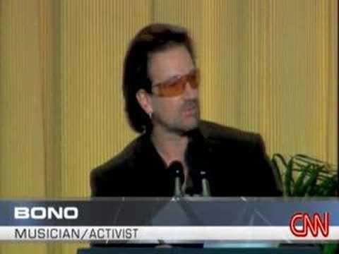 Bono's preek
