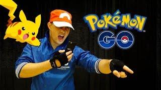 Pokemon Go Dance | Jayden Rodrigues JROD