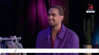 """שון בלאיש  מתארח בערוץ 24  בתוכנית """"ביחד אתכם """" עם עינת ארליך ואיציק כהן ונותן טיפים לעור פנים מושלם"""