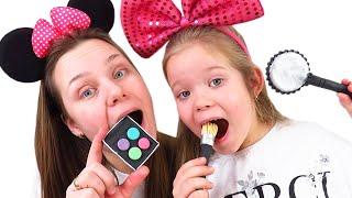 Лера и сборник для детей про вредные сладости и конфеты