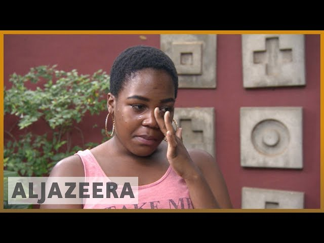 South African women use social media to fight against violence | Al Jazeera English
