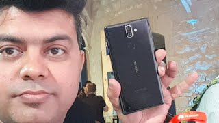 Nokia 8 Sirocco LIVE Hands On REVIEW, Launch Date, India Price #GTUMWC2018