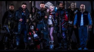 The Suicide Squad Gets Down & Dirty with Carrie Keagan!! Uncensored!!