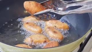 Кубэ – жареный булгур с мясной начинкой. Бабушка Кармеля делится семейным рецептом.