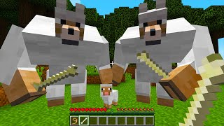 CURSED MINECRAFT BUT IT'S UNLUCKY LUCKY FUNNY MOMENTS PART 4