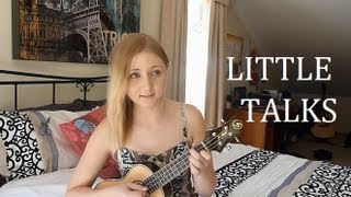 Little Talks - Of Monsters and Men (ukulele cover)