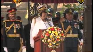 Sarath Fonseka promoted to rank of Field Marshal