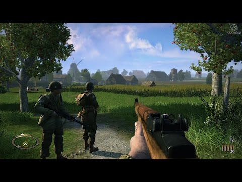 Cool Tactical Shooter about World War 2 on PC ! Game Brothers In Arms