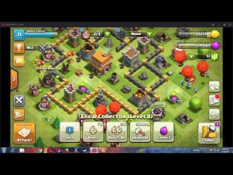 Clash Of Clans In Pc [KOPLAYER]