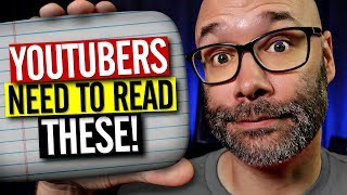 5 Books YouTubers Should Read