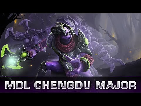 MDL Chengdu Major