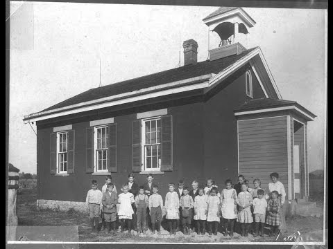 The  One  Room  School  Houses  of  Harrison  &  Crosby  Townships