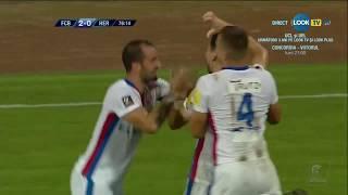 FC Botoșani – FC Hermannstadt, Mihai Roman II inscrie pentru 2-0