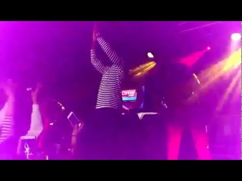 MAKASSY dance at Cannes Radio Live 2 in Palm Beach Cannes