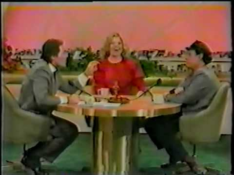Tony Orlando interviewing Captain & Tennille   GREAT