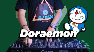 TIK TOK VIRAL ! Doraemon Baling Baling Bambu ( DJ DESA Remix )