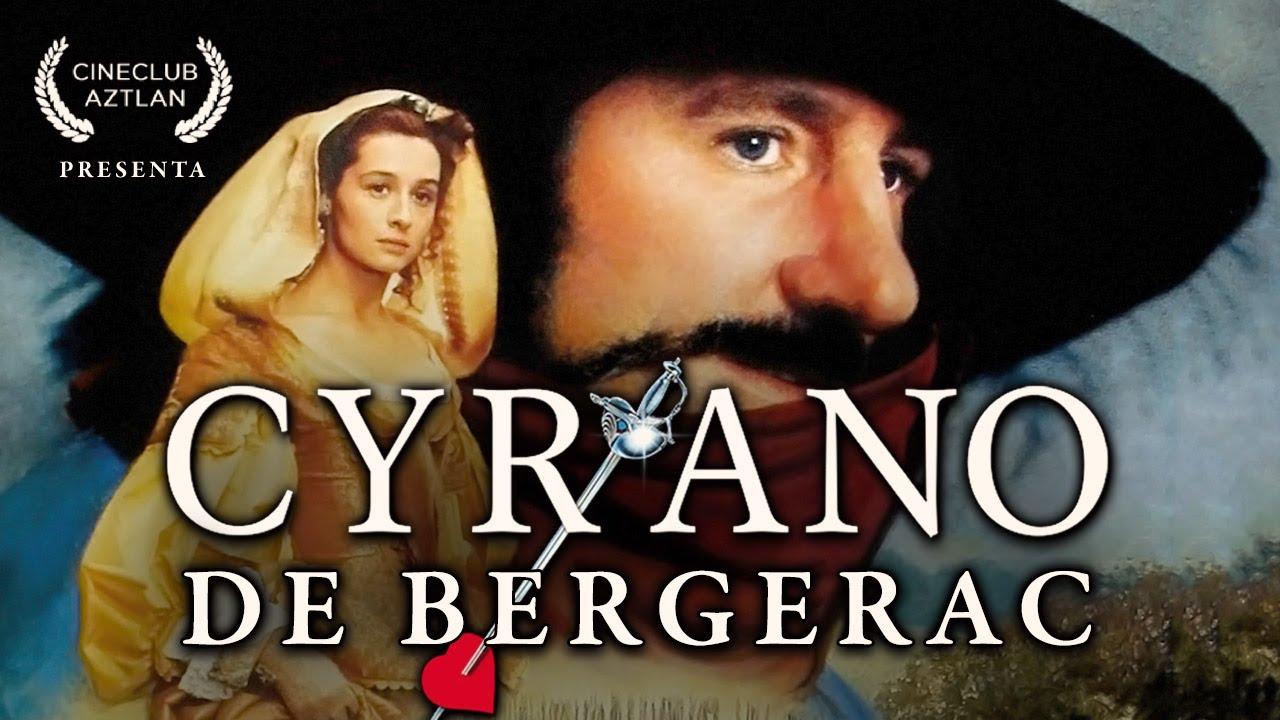 Cine Club Aztlan: Cyrano de Bergerac, Domingo 18. Un