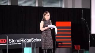 Taking responsibility for Balance in Your Life | Leslie Kiernan | TEDxStoneRidgeSchool