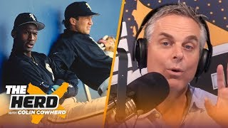 Colin Cowherd does not want to hear your Michael Jordan conspiracy theories | NBA | THE HERD