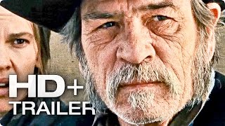 THE HOMESMAN Trailer Deutsch German | 2014 Tommy Lee Jones [HD+]