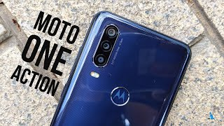 [HINDI] Motorola Moto One Action UNBOXING and HANDS ON!