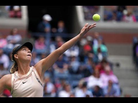 2017 US Open: Maria Sharapova R4 Press Conference