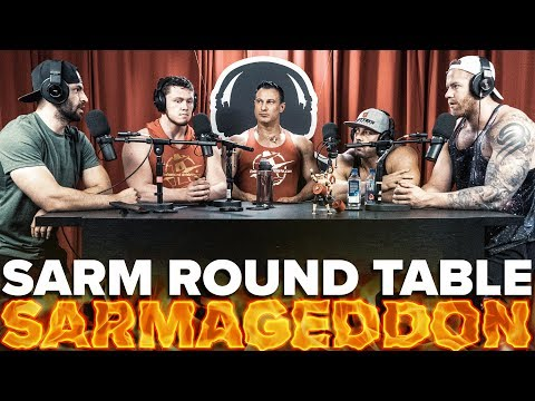 Power Project: SARMageddon EP. 17 SARM Round Table with Tony Huge Kenny KO & Russolifts