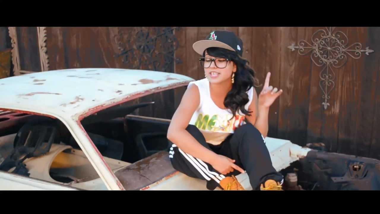 """Becky G """"Turn the Music Up"""" [Official Music Video] @iambeckyg"""