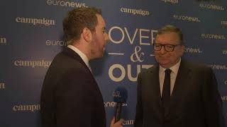 José Manuel Barroso talks Brexit at Euronews' Over & Out conference   #GME thumbnail