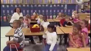 Американские дети не знают как выглядят свежие овощи