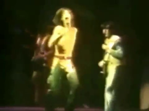 Rolling Stones STAR STAR Brussels 1976 Super 8 footage