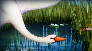 Волшебный Фонарь -Гадкий Утенок - обучающий мультфильм - Г.Х. Андерсон
